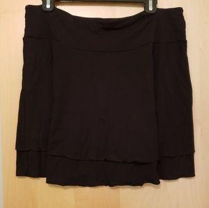 LOFT Tiered Skirt
